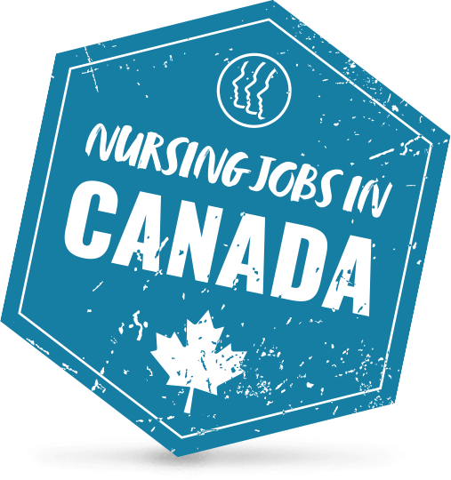 Nursing Jobs in Canada map marker